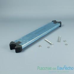 Peldaño estándar AISI-304 escalera