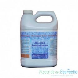 Algicida y Anticalcáreo Astralpool especial para electrólisis salina en...