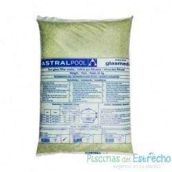 Vidrio Filtrante 0,5-1 mm TIPO 1 en 25 Kg