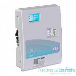 Panel de Control para piscinas Guardian Next 3 pH/ppm Cl/RedOx