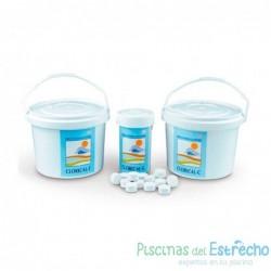 Hipoclorito Cálcico Granulado CTX 120 en 25 kg.
