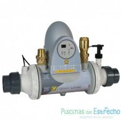 Intercambiador Zodiac Heat Line 40 sin bomba de recirculación