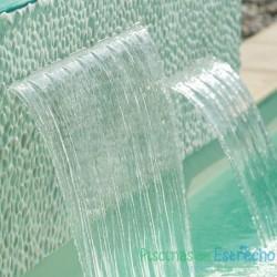 """Cascada decorativa piscina Powerfall 36"""""""