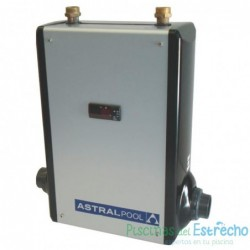 Intercambiador de Calor Agua-Agua Astralpool Waterheat Equipado TIT-40 KW