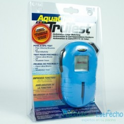 Estuche Aquacheck TruTest medidor digital CL/PH