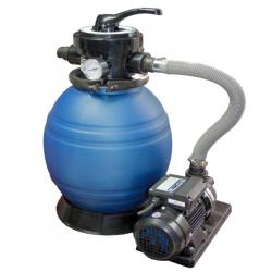 Filtro Monobloc 300 con Bomba de QP