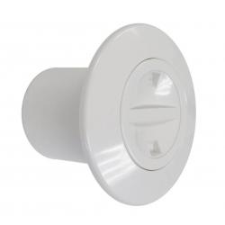 Nicho boquilla tubo Ø63 LumiPlus Mini Rapid hormigón AstralPool