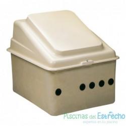 Caseta semienterrada para filtro 400-500-600 mm