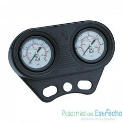Conjunto panel manometros 3 kg/cm2