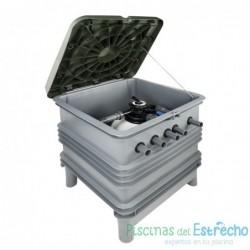 Caseta enterrada Ramses Aster 550 Sena 1 cv