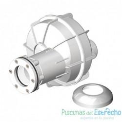 Nicho Mini de Acople Rápido Pure white piscina prefabricada