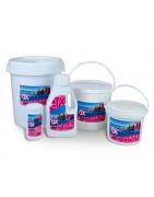 Producto químico para piscinas