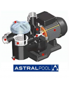 Recambios bomba Astralpool