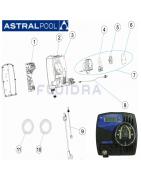 Recambios Astralpool Control Basic PH/Redox