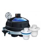 Sistema integrado de limpieza